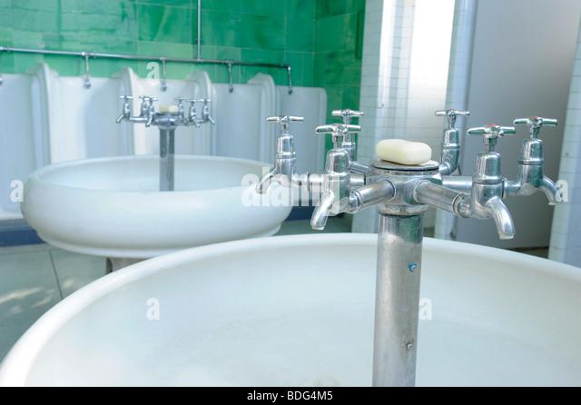 Hoover building stock photos hoover building stock images alamy - Deco in het toilet ...