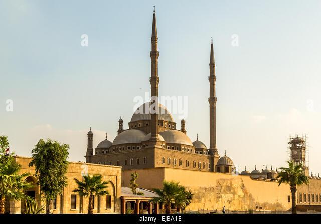 Cairo Citadel - Stock Image