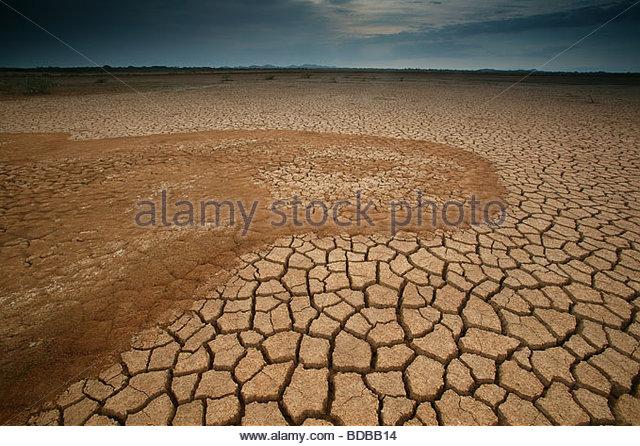 Sarigua national park (desert), in Herrera province, Republic of Panama. - Stock-Bilder