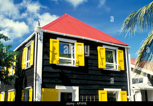 Antigua Shopping Redcliffe Quay - Stock Image