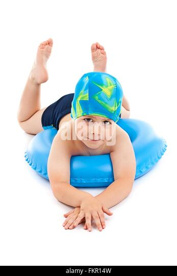 Boy Swim Cap Ring