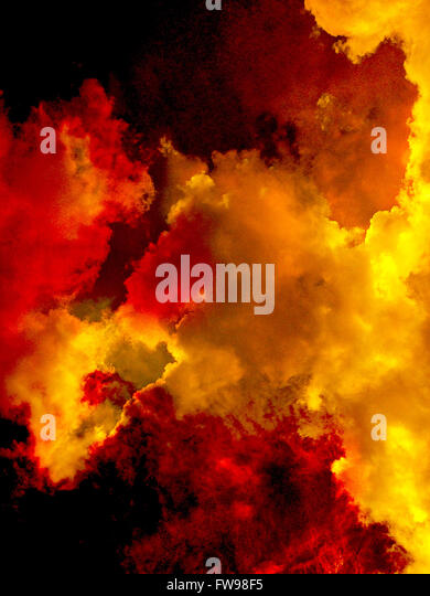 Modern abstract graphic design digital art concept creative - Stock-Bilder
