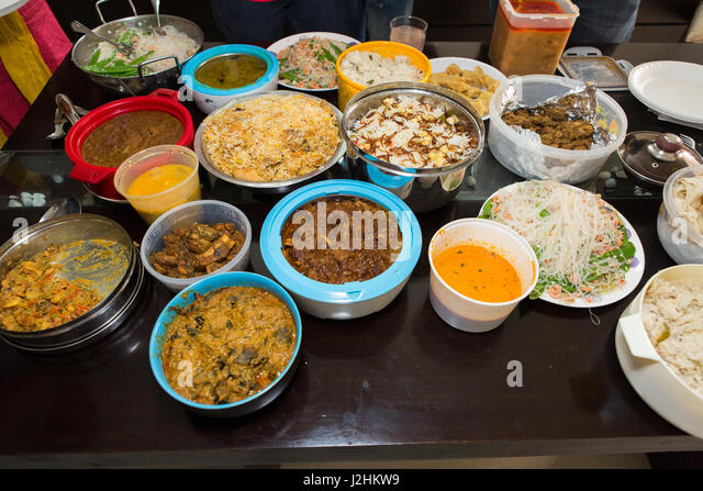 Indian Food For Potluck In Usa