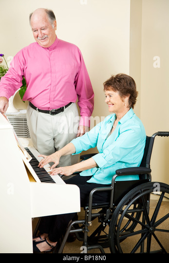 Disabled Musician Stock Photos Amp Disabled Musician Stock