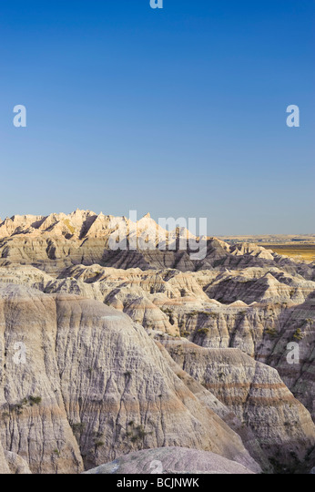 Badlands National Park, South Dakota, USA - Stock-Bilder