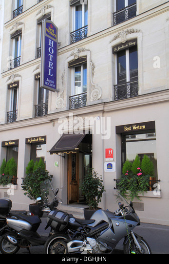 Hotel cluny stock photos hotel cluny stock images alamy for Best western hotel jardin de cluny paris