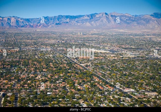 USA, Nevada, Las Vegas - Stock Image