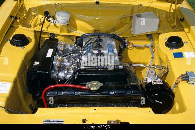 LVX 942J, Mk1 Escort RS1600, 1972 RAC