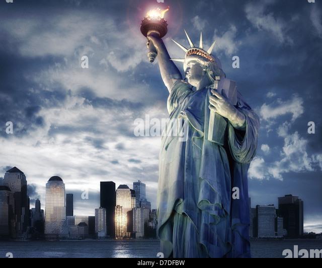 USA - NEW YORK: Travel Concept - Stock Image