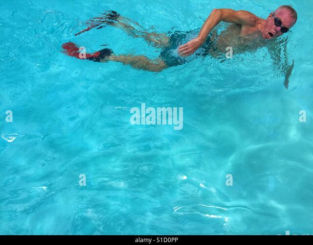 Swimmer - Stock-Bilder