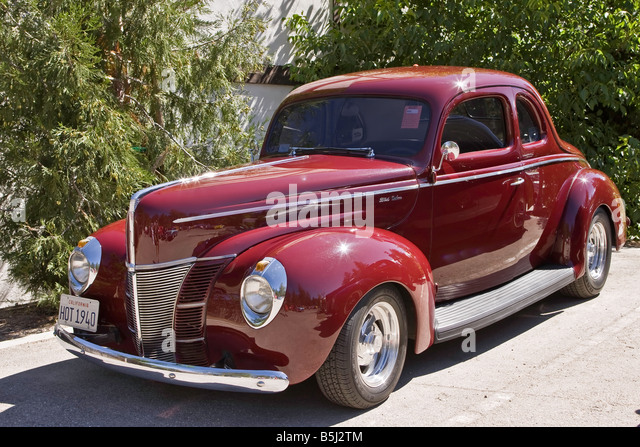 1940 ford stock photos 1940 ford stock images alamy for 1940 ford deluxe two door business coupe