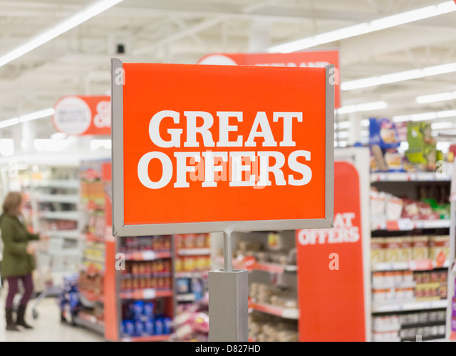 Discount supermarket coupons uk