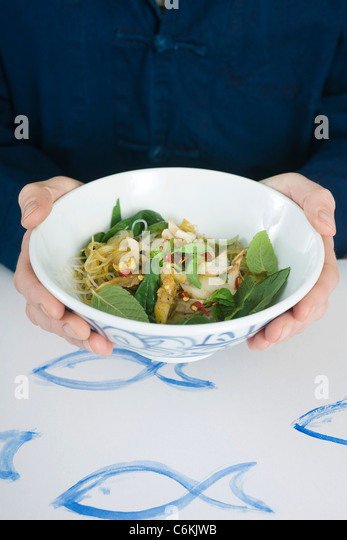 Fish salad stock photos fish salad stock images alamy for Fish and salad
