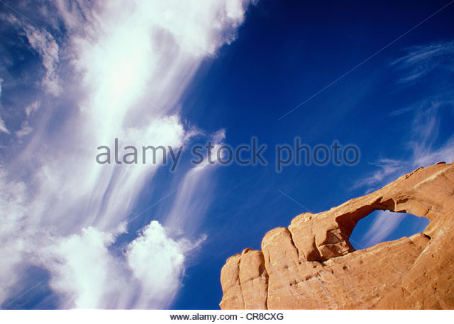 Arches National Park, Utah - Stock Image