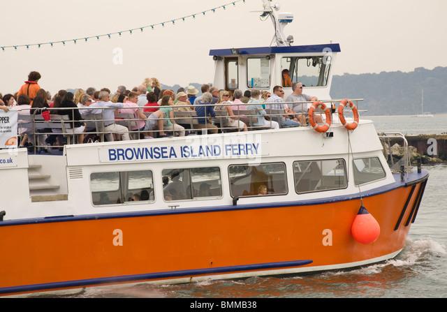 Brownsea Island Ferry Poole Quay