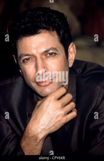 Goldblum, Jeff, * 22.10.1952, US actor, portrait, 1996, - Stock Image