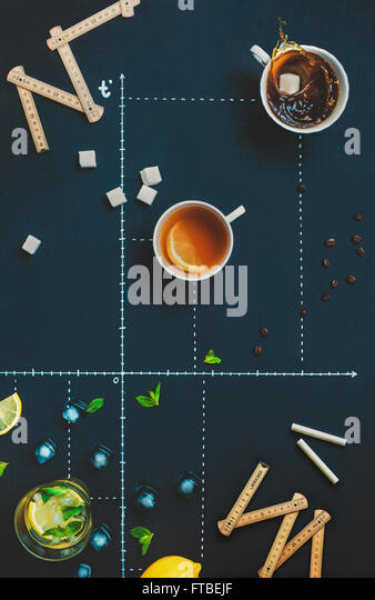 Hot'n'Cold - Stock Image