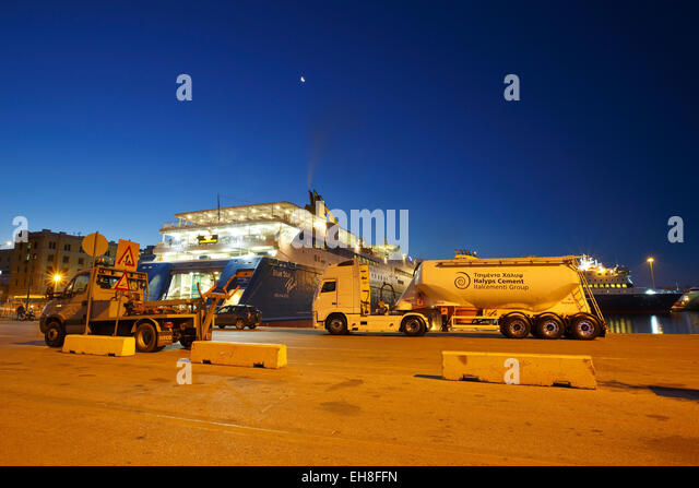 Vehicle Ferries Stock Photos & Vehicle Ferries Stock ...