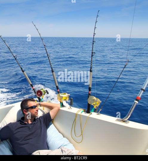 Tuna fishing boat stock photos tuna fishing boat stock for How should you pass a fishing boat