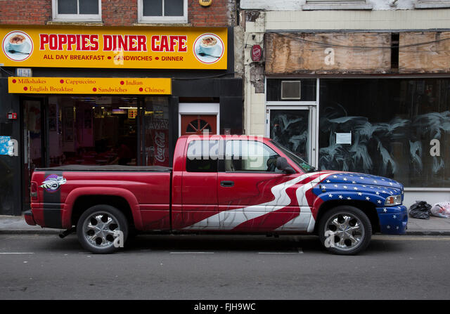 Red Pickup Truck Stock Photos & Red Pickup Truck Stock ...