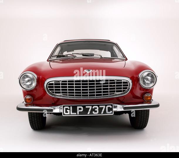1965 Volvo 1800S - Stock-Bilder