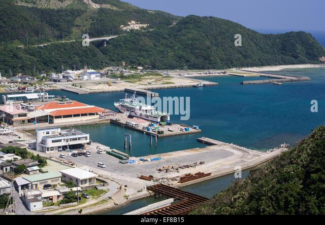 Tokashiki Island Ferry