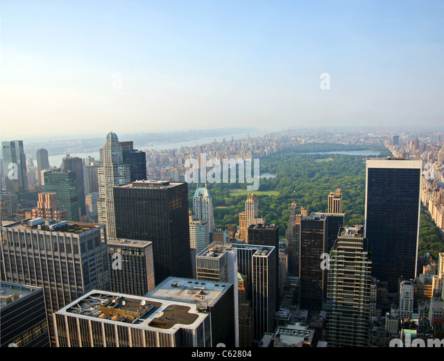 Empire State Building To Central Park Distance