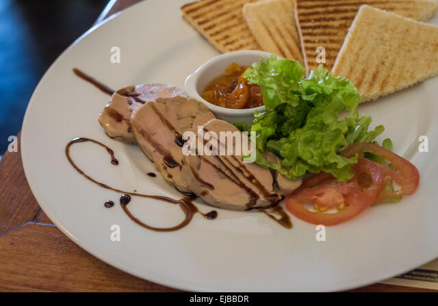 Foie Gras Stock Photos Amp Foie Gras Stock Images Alamy