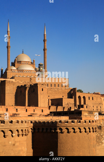 Egypt, Cairo, downtown, the citadel - Stock-Bilder