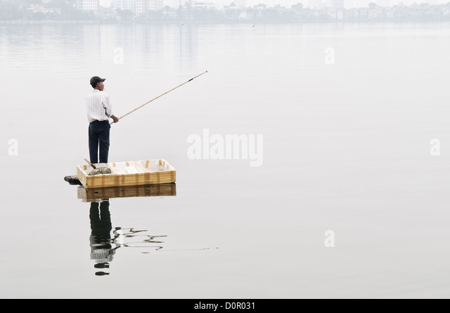 Questionable stock photos questionable stock images alamy for Floating fishing platform