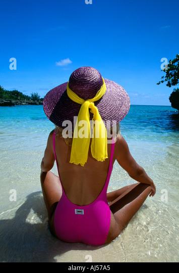 cayman woman