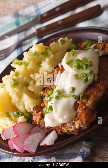 Chicken Fried Steak Stock Photos & Chicken Fried Steak Stock Images ...