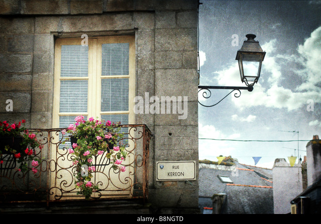 french street - Stock-Bilder