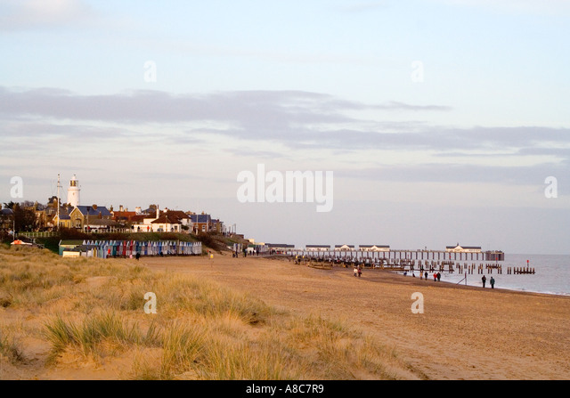 Southwold - Stock Image