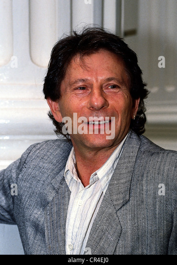 Polanski, Roman, * 13.8.1933, Polish film director, portrait, circa 1992, - Stock-Bilder
