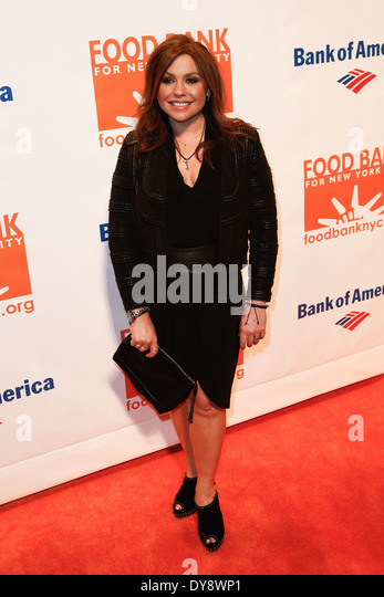 Food personality Rachael Ray attends the Food Bank for New York City's Can Do Awards Dinner Gala at Cipriani - Stock Image