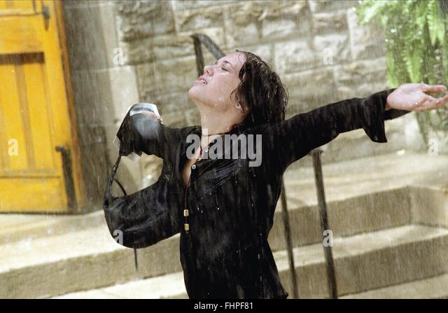 MANDY MOORE HOW TO DEAL (2003) - Stock Image