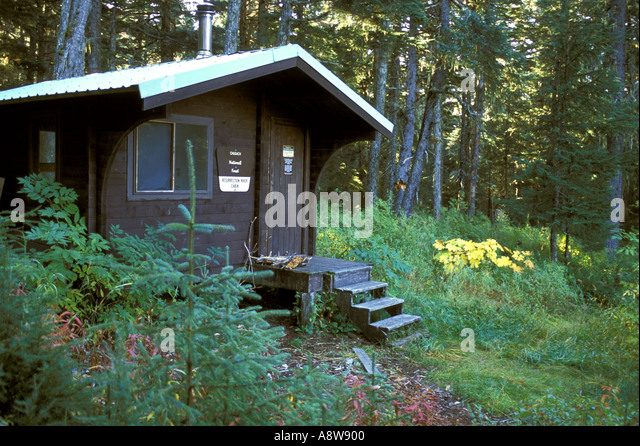 Us forest service cabin stock photos us forest service for National forest service cabins