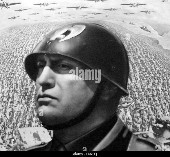 Benito Mussolini Biography