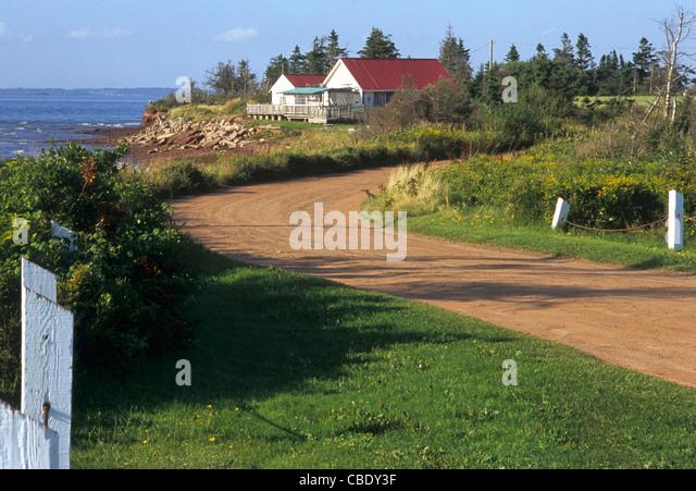 Line Road Prince Edward Island