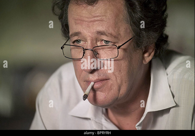 GEOFFREY RUSH CANDY (2006) - Stock Image
