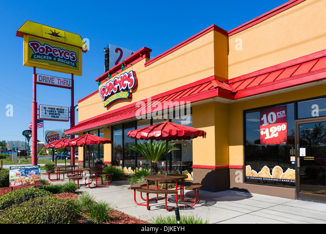 Located in Oklahoma City, Popeyes Chicken and Biscuits' fresh chicken is tender and filled with ashedplan.gq those in a hurry, the restaurant lets you take your meal or snack to ashedplan.gq Popeyes Chicken and Biscuits, diners can score a guaranteed parking spot close to the ashedplan.gq know your wallet needs to last the whole night. That's why our food is priced under $Location: North May Avenue, Oklahoma City,