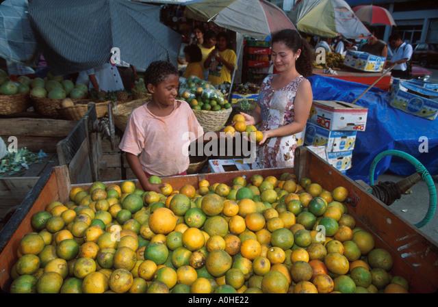 Honduras - Stock Image