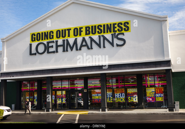 Clothing stores that are going out of business
