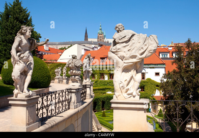 vrtba garden prague czech - photo #22