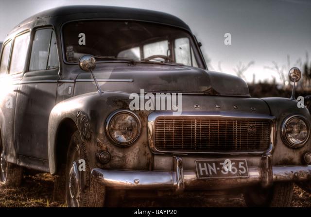 Volvo 210 - Stock Image