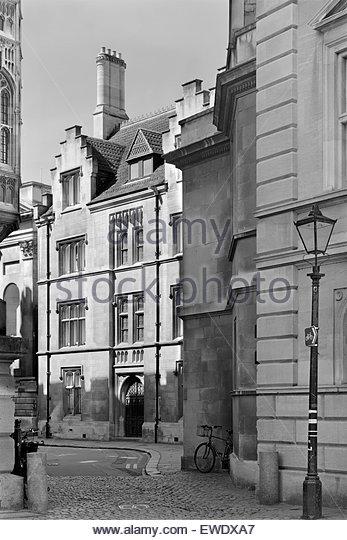 Clare College Cambridge - Stock Image