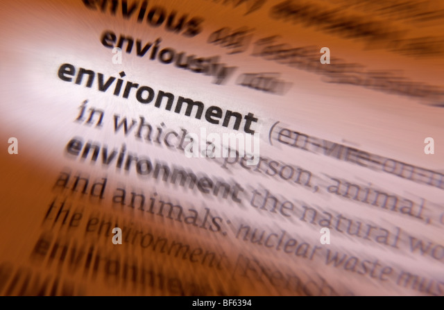 Concept - environment - Stock Image