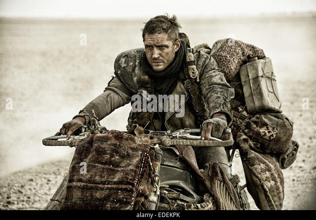 MAD MAX: FURY ROAD (2015) TOM HARDY GEORGE MILLER (DIR) MOVIESTORE COLLECTION LTD - Stock Image