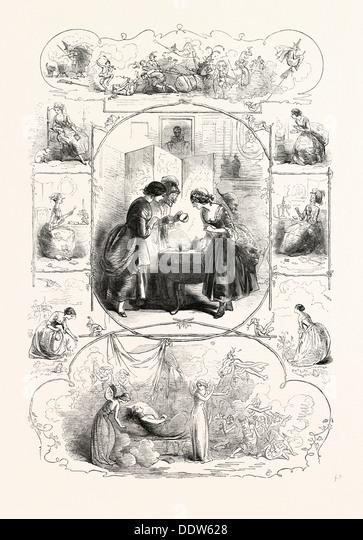HOME MYTHOLOGY, DRAWN BY PHIZ - Stock Image
